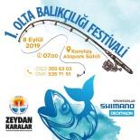 Olta Balıkçılığı Festivali 8 Eylül'de