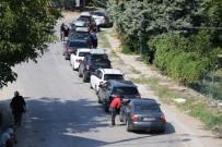 (Özel) Gurbetçilerin Dönüşü Sınır Kapılarında Yoğunluk Oluşturdu