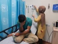 Siirt'te Yılanın Isırdığı Genç Yaralandı