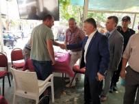 ALI SıRMALı - Vali Yazıcı'dan Avcılar Mahallesine Ziyaret