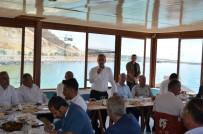 SU KAYAĞI - AK Parti Milletvekili Kiler, Muhtarlarla Buluştu
