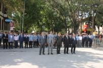Atatürk'ün Çankırı'ya Gelişinin 94. Yıl Dönümü Kutlandı