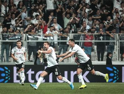 Beşiktaş:3 - Göztepe:0