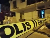 Çekmeköy'de İnşaat Halindeki Binada Şüpheli Ölüm