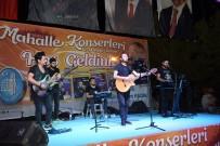 OSMAN ÖZTÜRK - Çorum Belediyesi'nden Mahalle Konseri