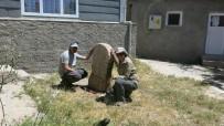 Eskişehir'de Üzerinde Dört Satır Paleo-Frigçe Yazıt Olan İdol Bulundu