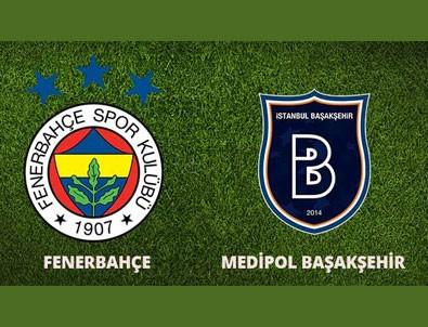 Fenerbahçe, Medipol Başakşehir Maçına Hazır