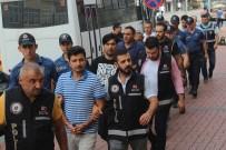 FETÖ Operasyonunda Gözaltına Alınan 13 Şüpheli Adliyeye Sevk Edildi