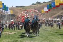 BITLIS EREN ÜNIVERSITESI - Malazgirt Zaferi'nin 948'İnci Yıl Dönümünde Görkemli Kutlama