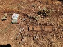 Siirt'te Toprağa Gömülü Halde El Yapımı Patlayıcı Bulundu