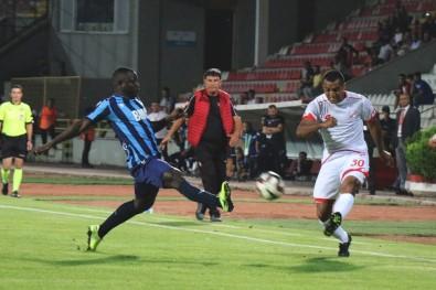 TFF 1. Lig Açıklaması Boluspor Açıklaması 0 - Adana Demirspor Açıklaması 0