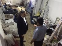 Tokat'ta Metrekareye 34.2 Kilogram Yağış Düştü