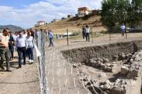 Vali Taşbilek Satala Antik Kentindeki Kazı Çalışmasını İnceledi