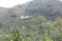 Askeri Helikopterler 17 Kişiyi Kurtardı