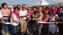 Atakum'da 'Kadın Emeği Festivali' Başladı