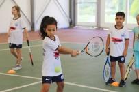 Büyükçekmece Belediyesi, Geleceğin Şampiyon Tenisçilerini Yetiştiriyor