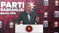 Cumhurbaşkanı Erdoğan Açıklaması 'Bunları Biz Kovalıyoruz Onlar Kaçıyor'