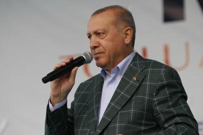 Cumhurbaşkanı Erdoğan İmamoğlu'nu eleştirdi
