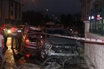 Erzincan'da İki Ayrı Trafik Kazasında 4 Kişi Yaralandı