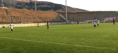 Erzincanspor Hazırlık Kampını Mağlubiyetle Tamamladı
