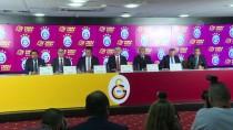 Mustafa Cengiz - Galatasaray'a Yeni Forma Sponsoru
