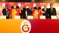 Mustafa Cengiz - Galatasaray'ın Yeni Göğüs Sponsoru Terra Pizza