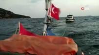 Heybeliada Açıklarında Bozulan Tekneyi Ekipler Kurtardı