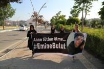 Kadınlar, Kadın Cinayetlerini Sessiz Yürüyüşle Protesto Etti