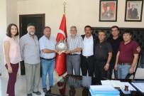 Oklubalı'ndan Başkan Bozkurt'a Teşekkür Ziyareti