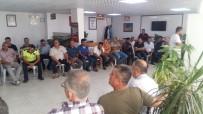 Servis Şoförleri İle Toplantı Yapıldı