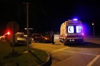 Sivas'ta Trafik Kazası Açıklaması5 Yaralı