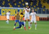 Süper Lig Açıklaması MKE Ankaragücü Açıklaması 0 - İ.M. Kayserispor Açıklaması 0 (İlk Yarı)