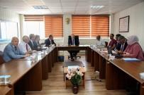 Vali Cüneyt Epcim, İl Encümen Kurulu Toplantısına Katıldı