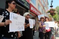 Yalovalı Kadınlar 'Kadına Şiddete Dur' Demek İçin Toplandı