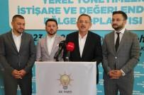 AK Partili Özhaseki Açıklaması 'Avrupa Ülkeleri Terör Konusunda İkiyüzlü Davranıyor'