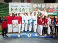 Bağlar Belediyespor Karatede Başarılara Doymuyor