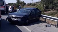 Kırıkkale'de Trafik Kazası Açıklaması 8 Yaralı