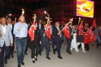 AİLE VE SOSYAL POLİTİKALAR BAKANI - 'Malazgirt Şehitleri' Anısına Fener Alayı
