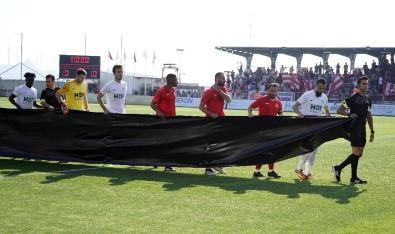 TFF 1. Lig Açıklaması Ümraniyespor Açıklaması 4 - Giresunspor Açıklaması 1