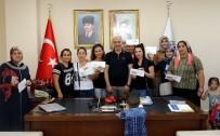 Akdeniz Belediyesi, TİSVA İle Protokol İmzaladı; 16 Girişimci Kadın 25 Bin Lira Kredi Aldı
