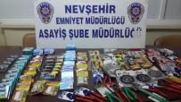 AVM'lerden Hırsızlık Yapan Şahıs Yakalandı