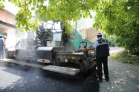 Battalgazi Belediyesi Sıcak Asfalt Çalışmalarını Sürdürüyor