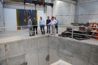 Beton Ve Büz Fabrikasında Boru Ve Baca Üretimi De Yapılacak