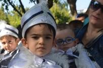 Bursa'da 57 Çocuğun Sünnet Sevinci