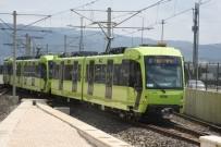 Bursa'da Metro Seferleri 3 Gün Erken Bitecek