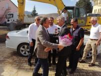 CHP Heyetinden Arapgir Ziyareti