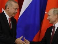 REJIM - Erdoğan'ın ziyareti öncesi Kremlin'den İdlib açıklaması