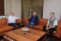 İhlas Haber Ajansı'ndan Başkan Özlü Ve Vali Dağlı'ya Ziyaret