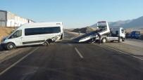 Kahramanmaraş'ta Feci Kaza Açıklaması 1 Ölü, 10 Yaralı