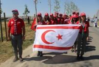 Kıbrıs'tan Malazgirt Kutlamalarına Yoğun İlgi